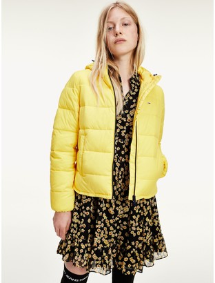 Tommy Hilfiger Recycled Nylon Shell Puffer