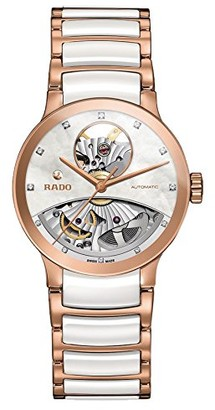 Rado Women's Centrix Diamond Swiss Automatic Watch