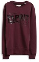 Esprit OUTLET logo sweater