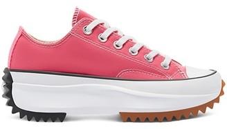 Converse Canvas Color Run Star Hike Platform Sneakers
