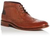 Ted Baker Pericop Brogue Wingtip Chukka Boots