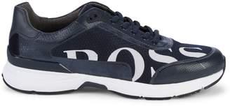 HUGO BOSS Logo Running Sneakers