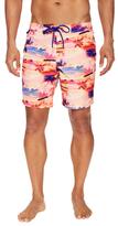 Sundek Abstract Print Board Shorts