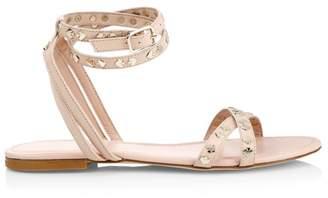 Kate Spade Liz Spade Stud Strappy Sandals