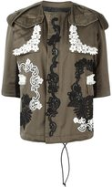 Antonio Marras three-quarters sleeve jacket