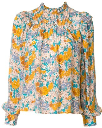 Sea Biarritz long sleeved blouse