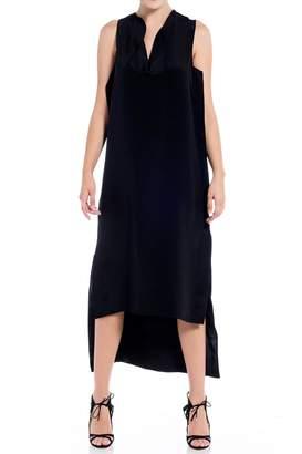Charlie May Silk Gusset Dress