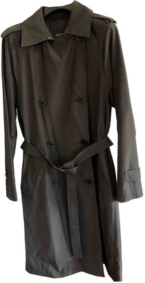 Max Mara Weekend Blue Trench Coat for Women
