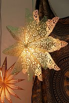 Urban Outfitters Cutout Star Paper Lantern