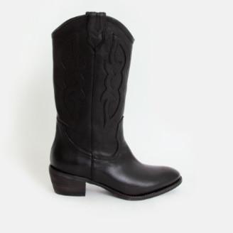 Kanna Chester Boots Black - 39