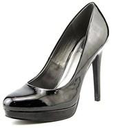 G by Guess Rozey Women Open Toe Synthetic Platform Heel.