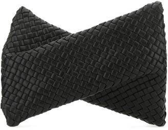 Bottega Veneta Crisscross Clutch Bag