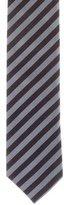 Prada Bicolor Striped Tie