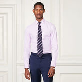 Ralph Lauren Purple Label Striped Cotton Dress Shirt