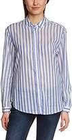 BOSS ORANGE Women's Emai Regular Fit Long Sleeve Blouse