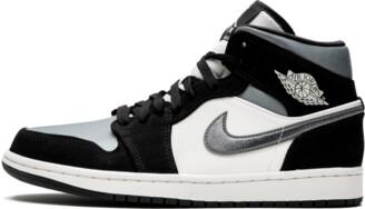 Jordan Air 1 Mid SE 'Satin Grey' Shoes - Size 9