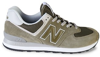 New Balance Essential Mixed-Media Sneakers
