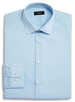 Theory Basic Solid Regular Fit Dress Shirt