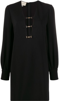 Gucci Chain Detail Dress