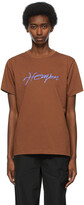 Thumbnail for your product : Marc Jacobs Brown Heaven by Distorted T-Shirt