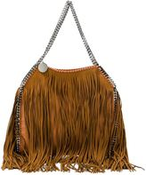 Stella McCartney 'Falabella' fringed tote - women - Leather/Polyester - One Size