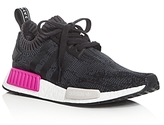 adidas Women's Nmd R1 Knit Lace Up Sneakers