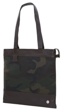Token Waxed Graham Medium Tote Bag