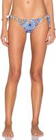 Rococo Sand Side Tie Tassel Bikini Bottom