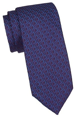 Charvet Diamond Silk Jacquard Tie