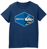 Quiksilver Straight Up Tee (Toddler Boys)