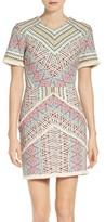 Adelyn Rae Women's Print Sheath Dress