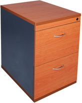 Acclaim Link Filing Cabinets & Storage Express Cherry 2 Drawer Cabinet