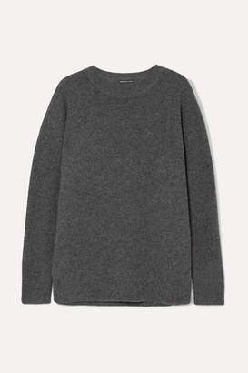 James Perse Cashmere-blend Sweater - Charcoal