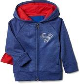 Gap babyGap + Junk Food cape zip hoodie