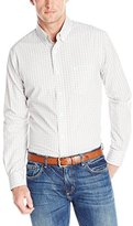 Dockers Long-Sleeve Gingham Button-Front Shirt