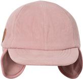 Mini Rodini Fleece Cap Pink