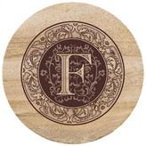 Thirstystone Monogram F Trivet