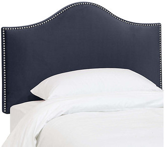 One Kings Lane Tallman Kids' Headboard - Navy - Twin