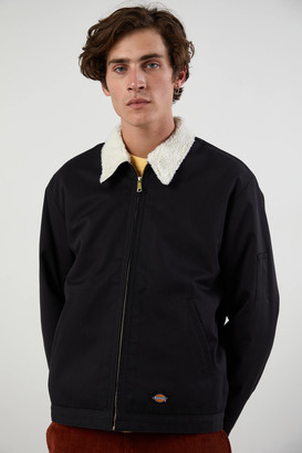 Dickies UO Exclusive Eisenhower Sherpa Lined Work Jacket