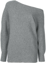 Theory loose fit knit top