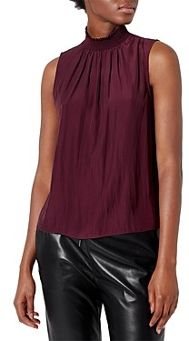 Joie Eadlin Mock Neck Top
