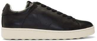 Coach 1941 Black C101 Low Top Sneakers