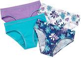 Hanes 4-pk. Hipster Panties - Girls 6-16