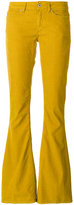 Dondup flared corduroy trousers
