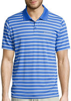 Columbia Oak View Short-Sleeve Striped Polo