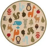 Viv + Rae Johnnie Hand-Tufted Ivory Kids Rug Rug