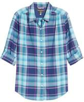 Tommy Bahama Play it Again Plaid Long Sleeve Shirt