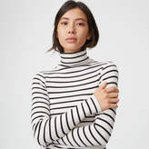 Club Monaco Julie Ribbed Turtleneck