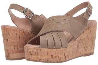Cordani Julia (Natural Leather) Women's Wedge Shoes