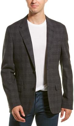 Lanvin D8 Light Wool-Blend Jacket